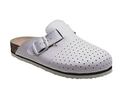 SANTÉ Zdravotní obuv dámská N/71/10/H/P bílá