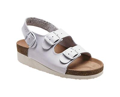 Profesionale pentru femei pantofi de sănătate N / 31/10 / K Alb