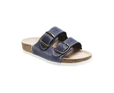 Zdravotná obuv detská D / 202/86 / BP modrá