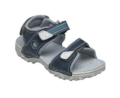 SANTÉ Zdravotní obuv dětská D/602/86/SP modrá