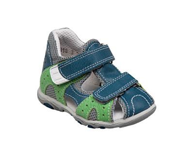 SANTÉ Zdravotní obuv dětská N/810/301/85/90 modrá