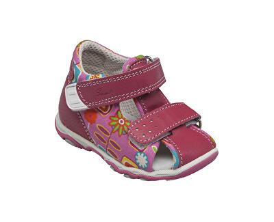 SANTÉ Zdravotní obuv dětská N/810/601/45 růžová