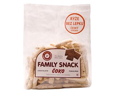 Family snack Family snack Čoko 165g