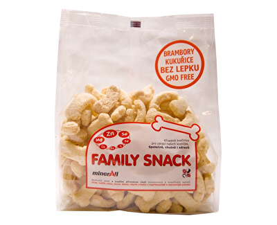 Family snack Family snack Minerall 125g