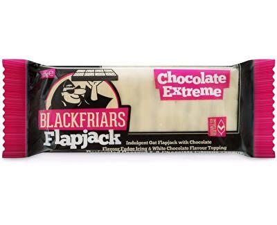 Flapjack Tyčinka ovesná Flapjack Extreme tmavá a bílá čokoláda 110g