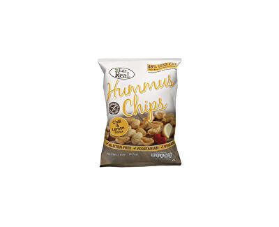 EatReal Hummus chipsy – chilli a citron 45g