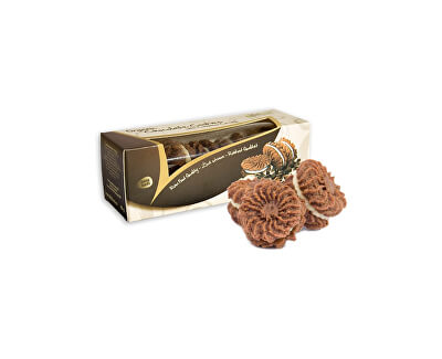 Lifefood Bio Koláčky čokoládové s kešu krémem 80g