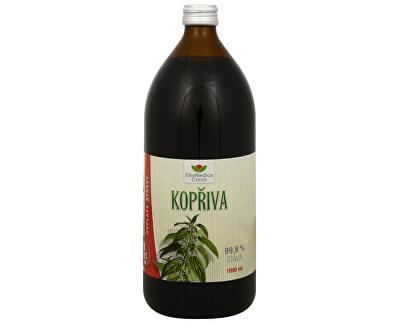 EkoMedica Czech Kopřiva - výtažek z kopřivy dvoudomé 1000 ml