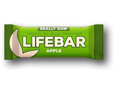 Lifefood Bio tyčinka Lifebar jablečná 47g