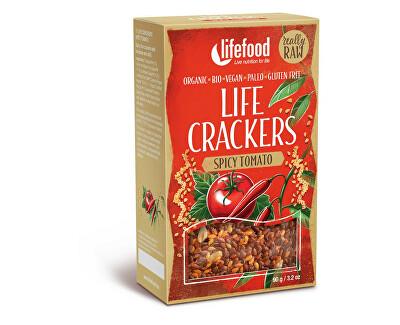 Lifefood Bio Life crackers Mexické 90g