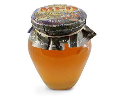 Med smíšený květovo lesní 400 g