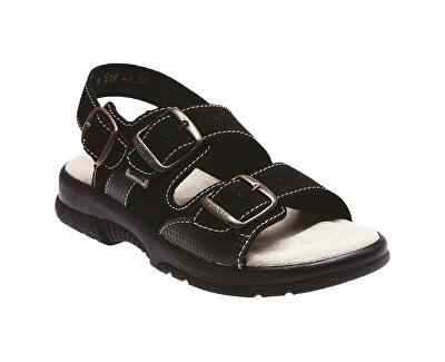 SANTÉ Zdravotní obuv pánská N/517/45/68/CP černá