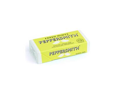 Peppersmith Peppersmith bonbóny - Sicilský citron a máta