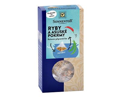 Sonnentor Bio Ryby aasijské pokrmy - koření vpyramidce 6 x 6,1 g