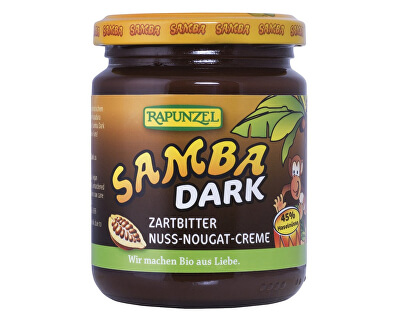 Rapunzel Bio Samba dark 250g