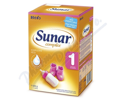 Hero Sunar complex 1 600g (nový)