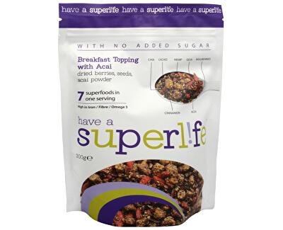 Superlife Superlife 7Breakfast + Acai 300 g