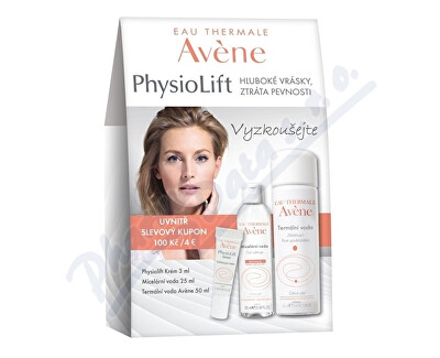 PIERRE FABRE DERMO-COSMETIQUE AVENE Physiolift TESTER KIT