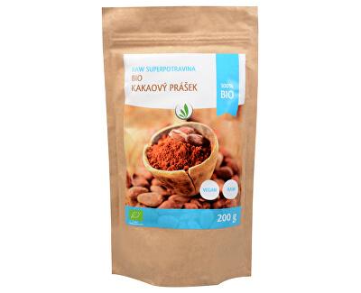 Allnature RAW BIO Kakaový prášek 200 g