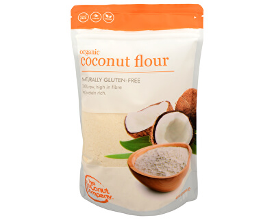The Coconut Company BIO RAW Kokosová mouka 400 g