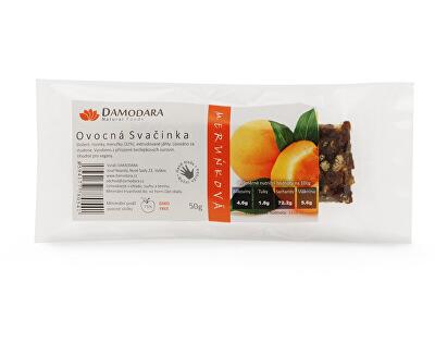 Damodara Tyčinka Ovocná svačinka meruňková 50g
