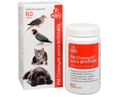 Purus Meda PM Chlamydil extra animals 60 tbl.