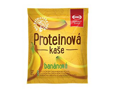 Proteínová kaša banánová 65 g