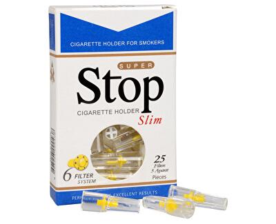 STOPfiltr na cigarety SLIM 25 ks