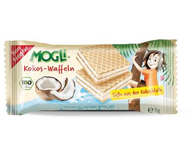 MOGLI Bio tyčinka kokosová bez cukru 25g