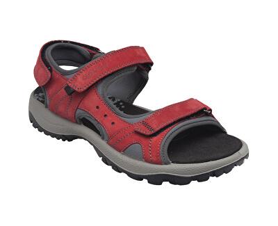 SANTÉ Zdravotní obuv dámská IC/53221 červená
