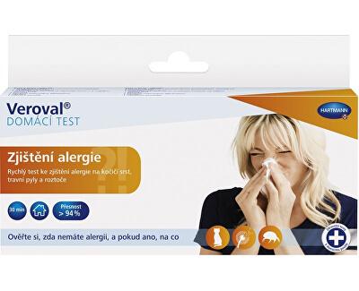 Veroval Zjištění alergie domácí test
