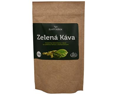 Good Nature Zlatý dúšok - Zelená káva s kardamónom 100 g