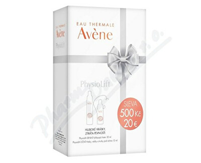 PIERRE FABRE DERMO-COSMETIQUE AVENE XMASS Physiolift creme jour 30ml+yeux 15ml