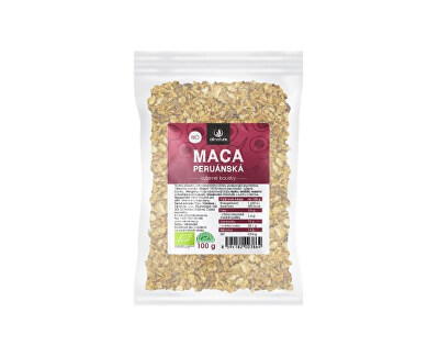 BIO Maca peruánská sušené kousky 100 g