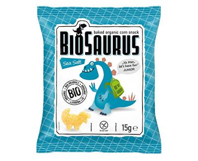 Biosaurus Bio Biosaurus křupky slané 15g