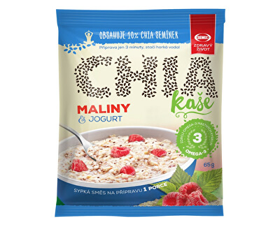 Semix Chia kaše maliny a jogurt 65g
