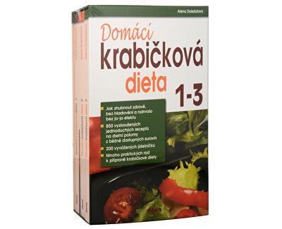 Knihy Domácí krabičková dieta 1-3. (Alena Doležalová)