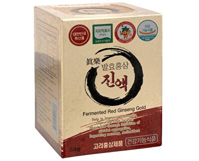 GINLAC Fermented Red Ginseng Extract GOLD - ženšenový extrakt fermentovaný 50 g