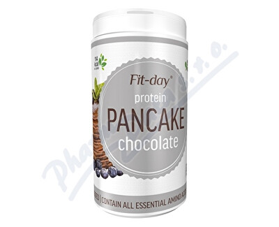 Enigem, s.r.o. Fit-day Pancake čokoláda 600g