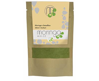 Moringa MIX Moringa s bazalkou 30 g