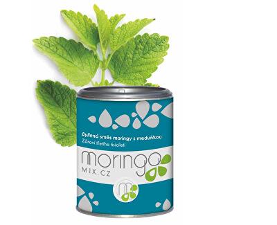 Moringa MIX Bylinná směs moringy s meduňkou 100 g