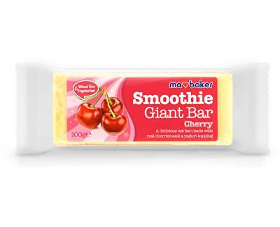First Quality Tyčinka Obří Smoothie Jogurt + Višně 100g