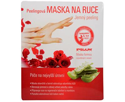 Ipsuum Prestige Peelingová maska na ruky - rukavice