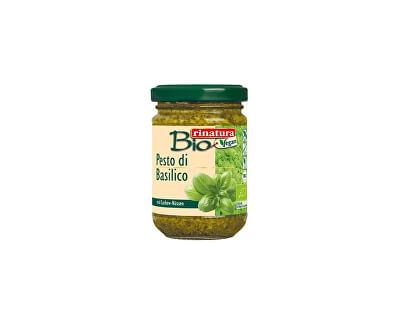 Rinatura Bio Pesto bazalkové s kešu 125g