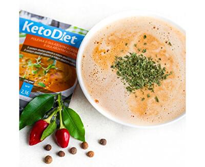 Proteinová polévka gulášová7 x 27 g