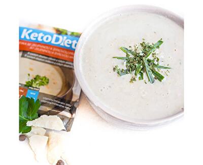 Proteinová polévka se zeleninou a sýrovou příchutí 7 x 27 g