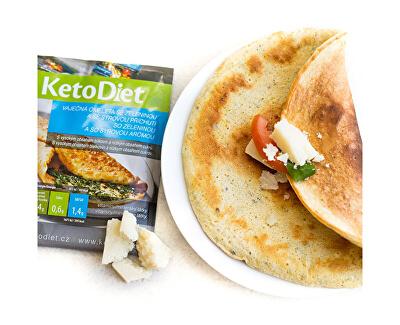 Proteinová omeleta se sýrovou příchutí 7 x 27 g