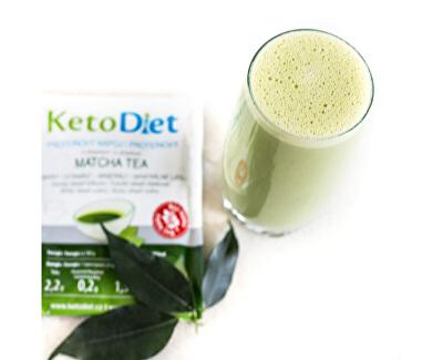 Proteinový nápoj Matcha tea 7 x 29 g + příchutě