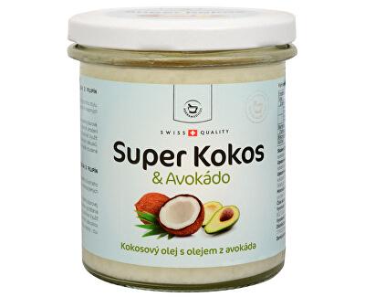 Herbamedicus Super Kokos a avokádo 300 ml