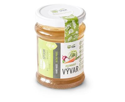 Living Spoon Zeleninový vývar 250ml